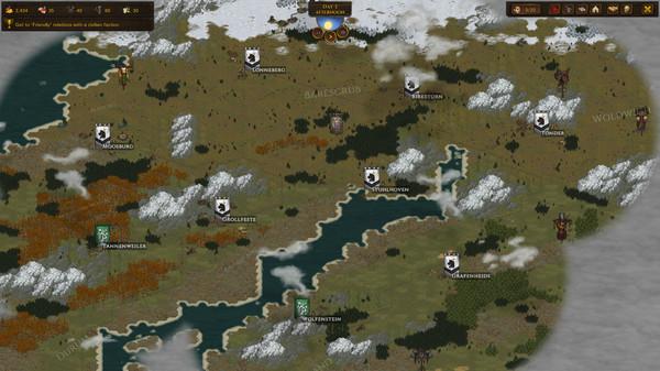 Скриншот №2 к Battle Brothers