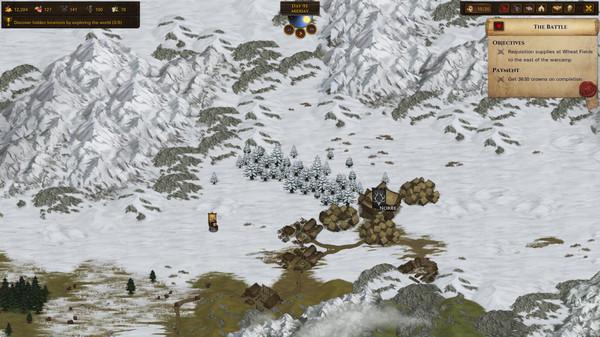 Скриншот №9 к Battle Brothers