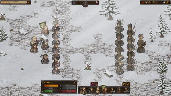 Скриншот №4 к Battle Brothers