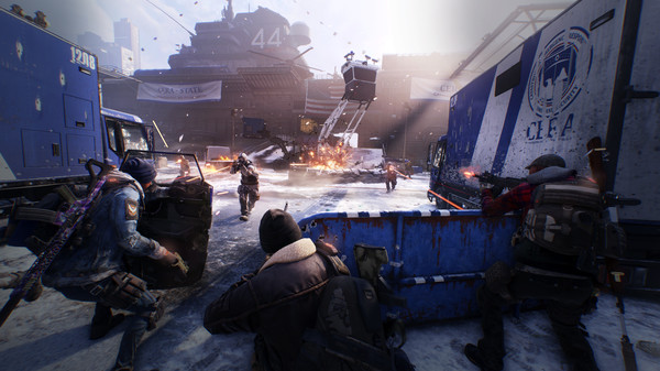 Tom Clancy's The Division скриншот
