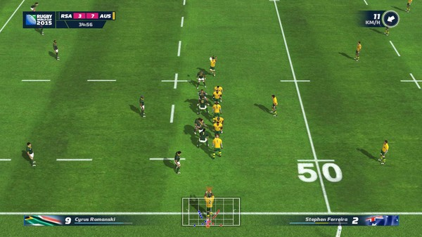 Rugby World Cup 2015 PC Free Download