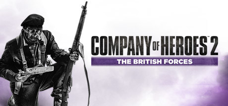 Company of Heroes 2 - The British Forces Cover Image