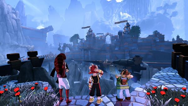 Скриншот №5 к Shiness The Lightning Kingdom