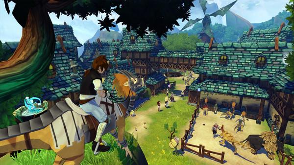 Скриншот №6 к Shiness The Lightning Kingdom
