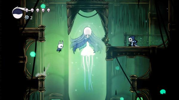 Скриншот №14 к Hollow Knight