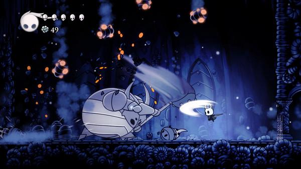 Скриншот №12 к Hollow Knight