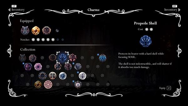 Скриншот №6 к Hollow Knight