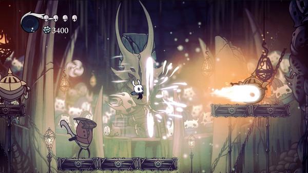 Скриншот №1 к Hollow Knight