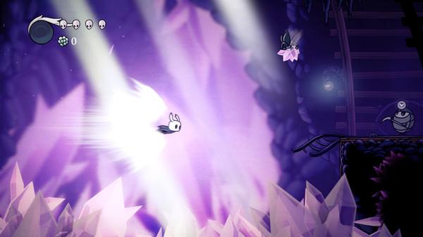 Скриншот №4 к Hollow Knight