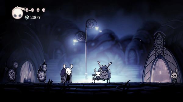 Hollow Knight скриншот