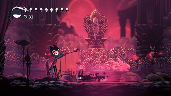 Скриншот №3 к Hollow Knight