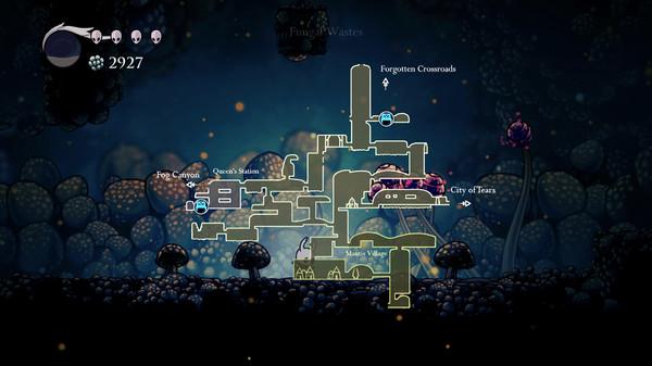 Скриншот №5 к Hollow Knight