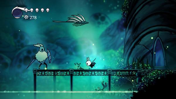 Скриншот №2 к Hollow Knight