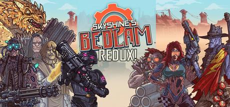Skyshine's BEDLAM Cover Image