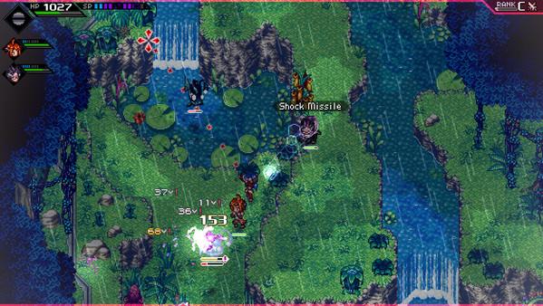 Скриншот №3 к CrossCode