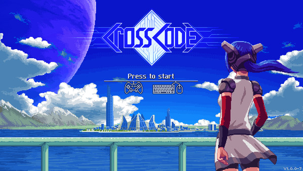Скриншот №1 к CrossCode