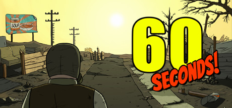 60 Seconds! Cover Image