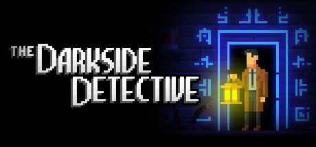 The Darkside Detective Cover Image