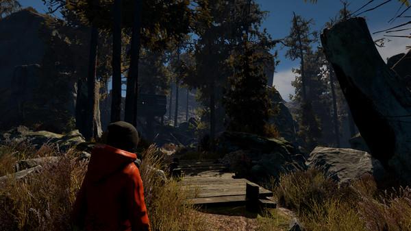 Скриншот №3 к Through the Woods