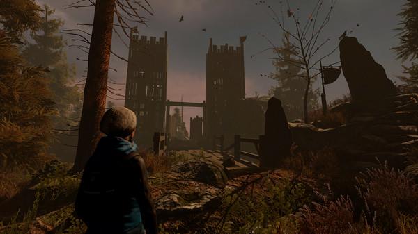 Скриншот №1 к Through the Woods