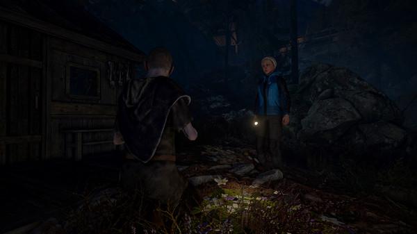 Скриншот №10 к Through the Woods
