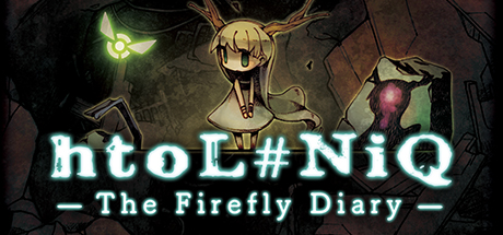 htoL#NiQ: The Firefly Diary Cover Image
