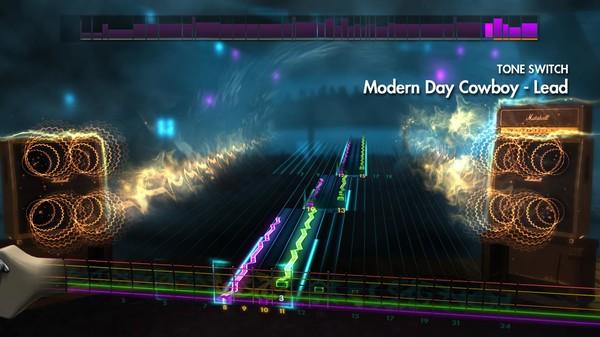 "Скриншот №5 к Rocksmith® 2014 – Tesla - ""Modern Day Cowboy"""