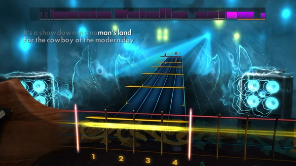 "Скриншот №4 к Rocksmith® 2014 – Tesla - ""Modern Day Cowboy"""