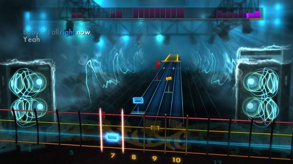 Скриншот №4 к Rocksmith® 2014 – Player Picks Song Pack