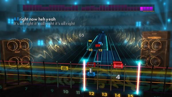 Скриншот №3 к Rocksmith® 2014 – Player Picks Song Pack