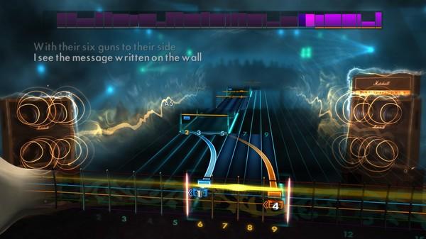 Скриншот №1 к Rocksmith® 2014 – Player Picks Song Pack