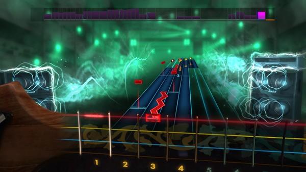 Скриншот №2 к Rocksmith® 2014 – Player Picks Song Pack