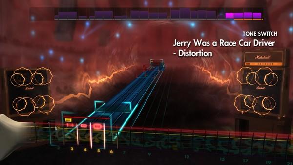 "Скриншот №1 к Rocksmith® 2014 – Primus - ""Jerry Was A Race Car Driver"""