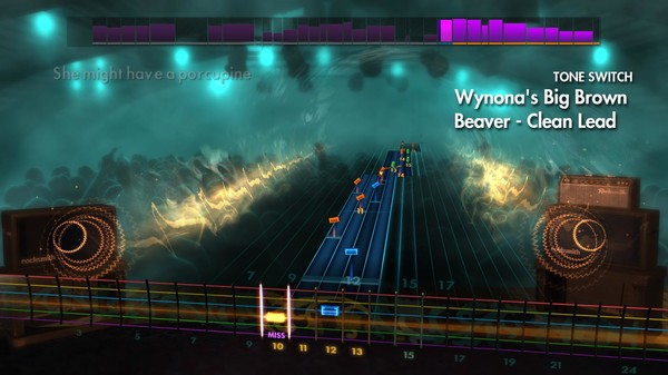 "Скриншот №3 к Rocksmith® 2014 – Primus - ""Wynonas Big Brown Beaver"""