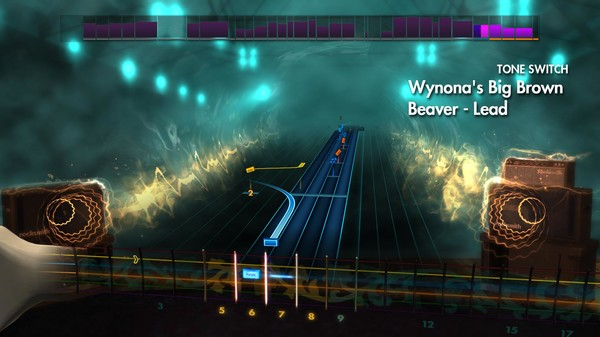 "Скриншот №2 к Rocksmith® 2014 – Primus - ""Wynonas Big Brown Beaver"""