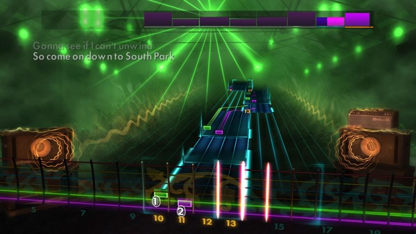 Скриншот №1 к Rocksmith® 2014 – Primus Song Pack