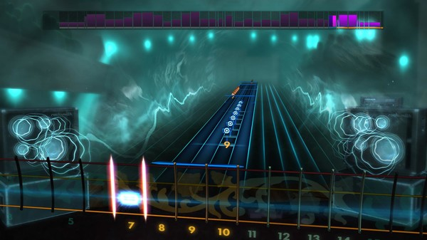 Скриншот №2 к Rocksmith® 2014 – Primus Song Pack