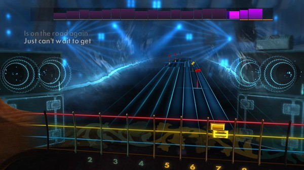 """Скриншот №4 к Rocksmith® 2014 – Willie Nelson - """"On the Road Again"""""""