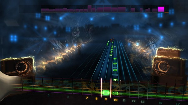 """Скриншот №3 к Rocksmith® 2014 – Willie Nelson - """"On the Road Again"""""""