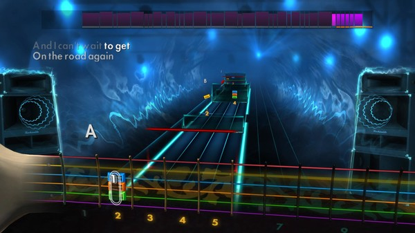 """Скриншот №2 к Rocksmith® 2014 – Willie Nelson - """"On the Road Again"""""""