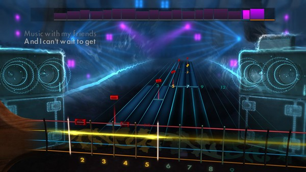 """Скриншот №5 к Rocksmith® 2014 – Willie Nelson - """"On the Road Again"""""""