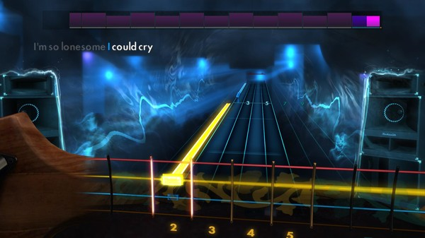 "Скриншот №5 к Rocksmith® 2014 – Hank Williams - ""Im So Lonesome I Could Cry"""