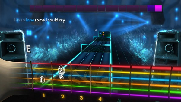 "Скриншот №3 к Rocksmith® 2014 – Hank Williams - ""Im So Lonesome I Could Cry"""