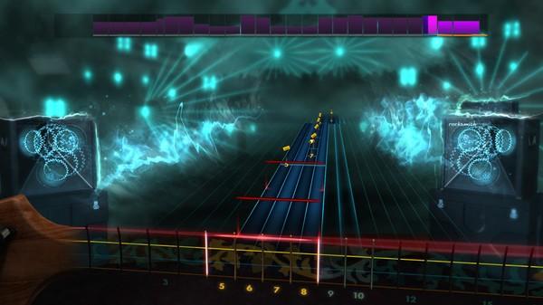 "Скриншот №2 к Rocksmith® 2014 – Volbeat - ""Still Counting"""