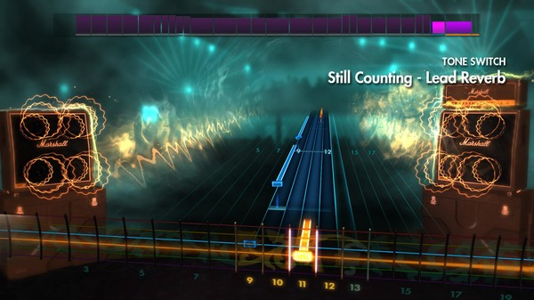 "Скриншот №4 к Rocksmith® 2014 – Volbeat - ""Still Counting"""