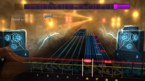 "Скриншот №3 к Rocksmith® 2014 – Volbeat - ""Heaven Nor Hell"""