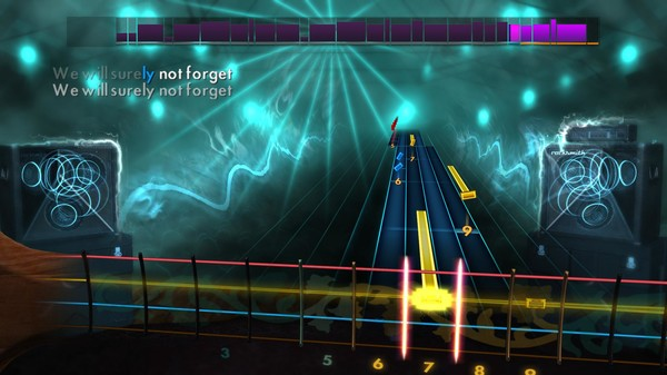 "Скриншот №2 к Rocksmith® 2014 – Volbeat - ""Lola Montez"""