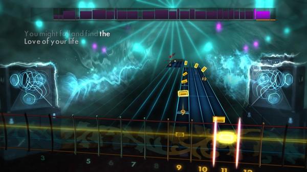 "Скриншот №3 к Rocksmith® 2014 – Volbeat - ""Lola Montez"""