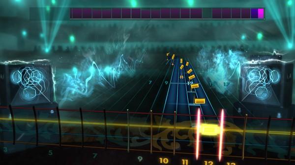 "Скриншот №5 к Rocksmith® 2014 – Volbeat - ""Fallen"""