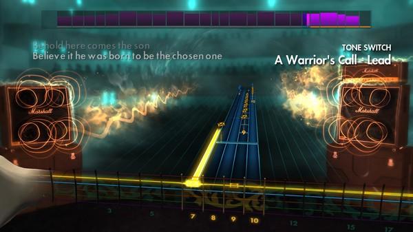 "Скриншот №5 к Rocksmith® 2014 – Volbeat - ""A Warriors Call"""
